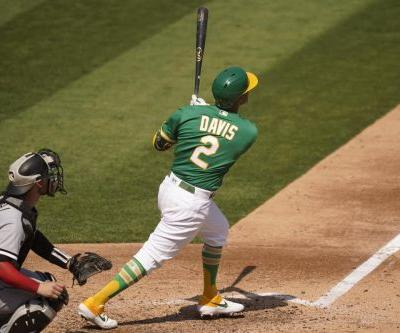 A's hold off Abreu, White Sox and force series to Game 3