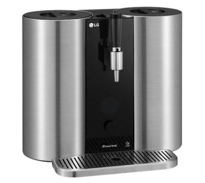 LG HomeBrew automated desktop craft beer brewing system