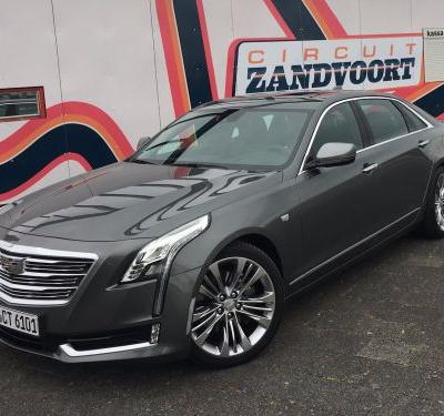 We drove Cadillac's most high-tech car across Europe - here's what it was like