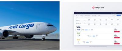 ANA Heralds in the Digital Decade by Announcing Major Cargo Distribution Partnership with cargo.one