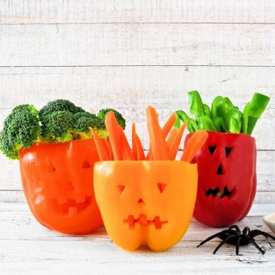 Tasty tricks and treats for a healthier Halloween