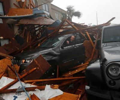 Hurricane Michael makes landfall in Florida as Category 4 storm