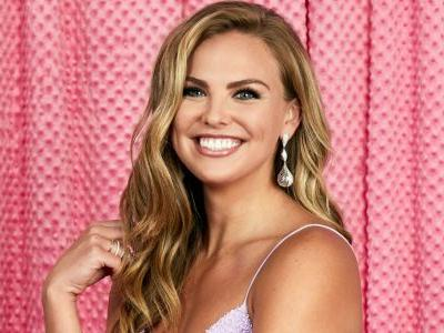 Hannah Brown Thinks DWTS Could Break Her Reality TV Bad Luck Streak