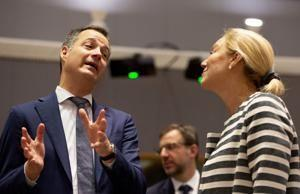 7 parties agree on Belgian government led by Liberal De Croo