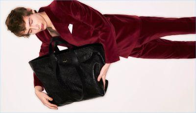 Subliminal Messaging: Balenciaga Shapes the Season with Barneys New York
