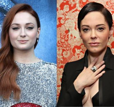 A 'Game of Thrones' star had a powerful response to Twitter suspending alleged Harvey Weinstein victim Rose McGowan