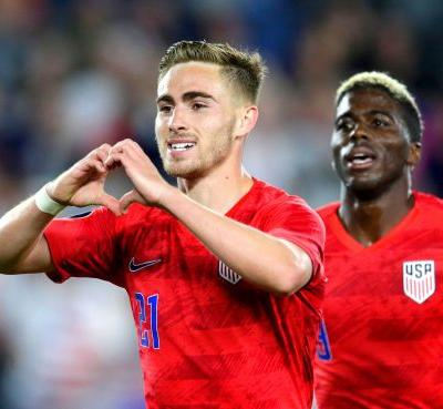US team gets big lift from newcomer in Gold Cup opener