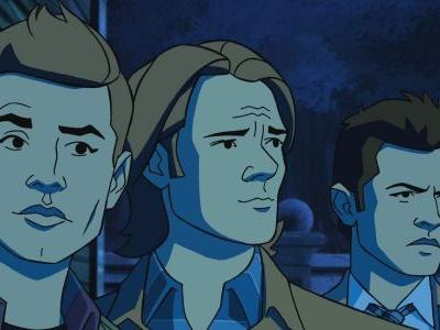 Supernatural Gets Animated in Extended 'ScoobyNatural' Trailer
