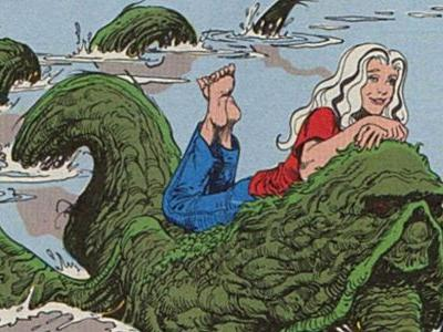 Swamp Thing: 10 Things Fans Should Know About Abby Arcane