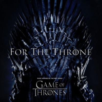 Stream Game Of Thrones-Inspired Album For The Throne Feat. Travis Scott, The National, Rosalía, & More