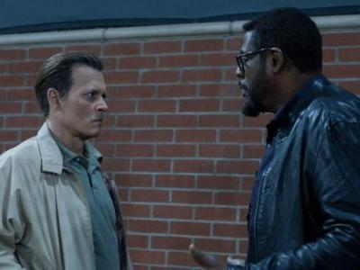 'City of Lies' Trailer: Johnny Depp Wants to Know Who Killed Biggie Smalls