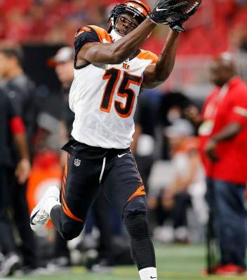 Report: Cincinnati Bengals interested in trading wide receiver John Ross