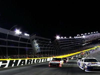 NASCAR lineup at Charlotte: Starting order, pole for Sunday's ROVAL race without qualifying