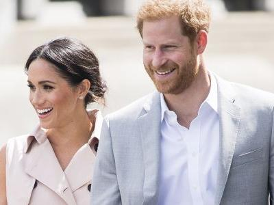 People Are Criticizing Meghan Markle for Being Too Clingy With Husband Prince Harry During Royal Events