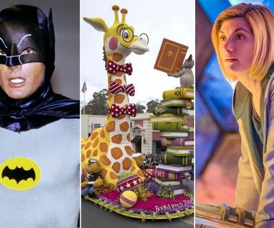 From 'Batman' to bowl games: Your guide to New Year's Day TV