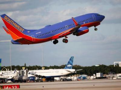 A Southwest Flight Made an Emergency Landing After an In-Flight Case of Non-Consensual Footsie Got Out of Hand