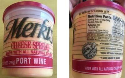 Bell Brands recalls cheese spread; consumers found plastic bits