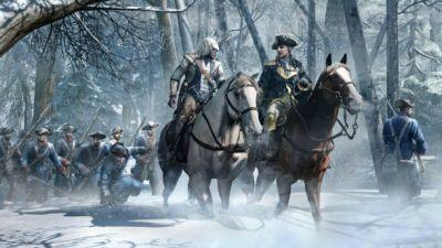 Assassin's Creed III And Four Other Games Come To Xbox One Backwards Compatibility