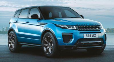 Range Rover Landmark Special Edition Joins The Evoque Family In UK