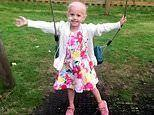 Four-year-old girl's nightly stomach aches turn out to be rare cancer