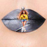 Of Course Someone Turned Beychella Into Lip Art