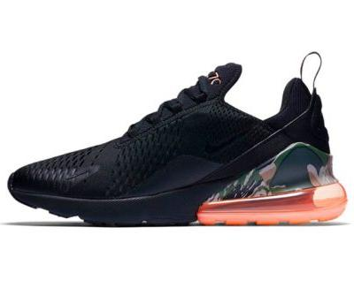 "Another Look at the Nike Air Max 270 ""Camo Sunset"""