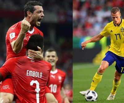 Sweden vs. Switzerland Live Stream: How To Watch The World Cup 2018 Online