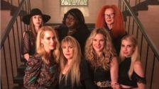 'Coven' Cast Reunites For Witchy 'American Horror Story' Photo With Stevie Nicks