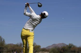 Yu Liu shoots 7-under 65 to take 1-shot lead in Founder Cup