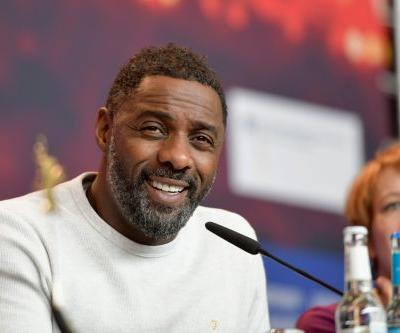 Idris Elba named People Magazine's 'Sexiest Man Alive'