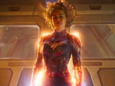 Captain Marvel Can Time Travel, According to Samuel L. Jackson