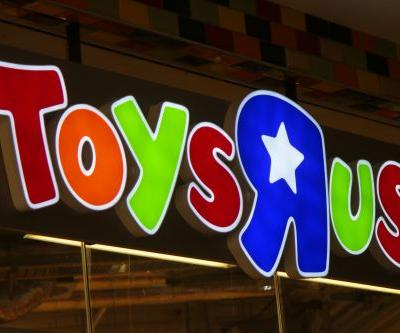 Toys 'R' Us officially files for bankruptcy