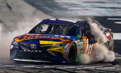 Odds to win 2018 Food City 500 at Bristol Motor Speedway