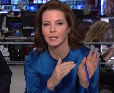 Stephanie Ruhle Calls Out Sen. Portman For Florida Tweet: 'Thoughts, Prayers & $3M in Donations From the NRA'