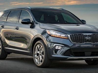 2019 Kia Sorento Debuts With Cross GT-Inspired Facelift And 8sp Auto, But Loses Turbo Four