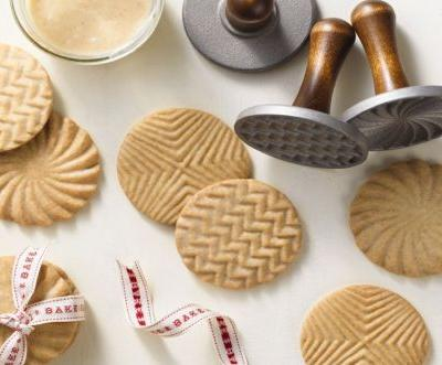Stamp Cookies: The answer to your cookie swap prayers