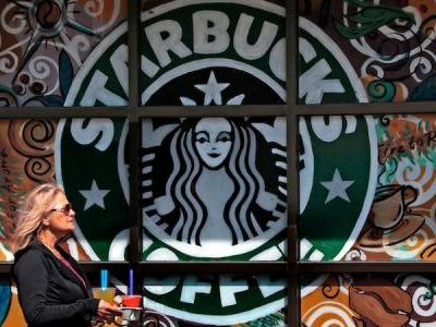 Starbucks paid just 2.8% in UK tax last year