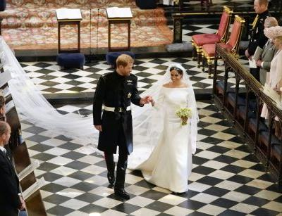 Did Meghan Markle Forget to Curtsy to Queen Elizabeth at the Royal Wedding? Not So Fast