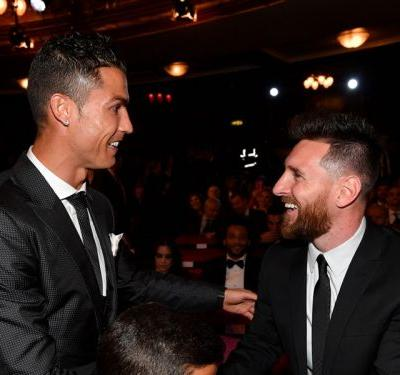 The end of Cristiano vs Messi? 'It's just starting', says Ronaldo