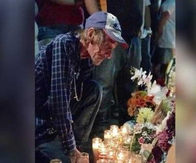 Man with no family welcomes community to wife's funeral after she was killed in El Paso shooting