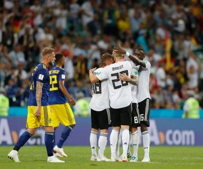 "Germany's message after stunning winner: ""We're still alive"""