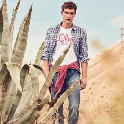 S.Oliver Ventures to Desert for Spring '19 Campaign