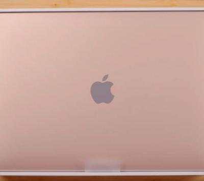 Apple's new MacBook Air gets unboxed