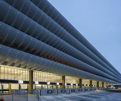 Preston Bus Station Refurbishment / John Puttick Associates