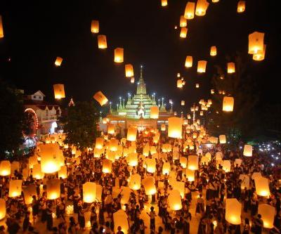 What is Vesak? The holy Buddhist festival celebrated around the world