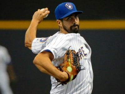 MLB hot stove: Yankees signing starter Gio Gonzalez to minor-league deal, report says
