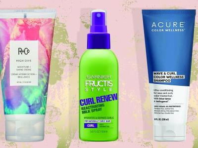 The 9 Best Air-Dry Products For Wavy Hair