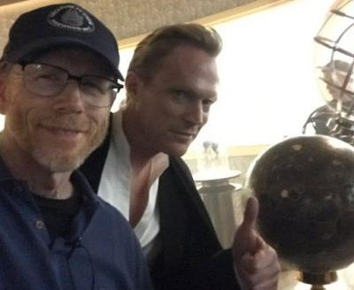 Ron Howard Teases a Han Solo Role for Paul Bettany