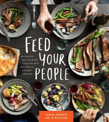 Four Chefs Share the Importance of Feeding Your People