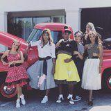 Serena Williams Traveled Back to the '50s For Her Epic Baby Shower Celebration
